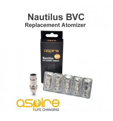 RESISTENZA ASPIRE NAUTILUS BVC