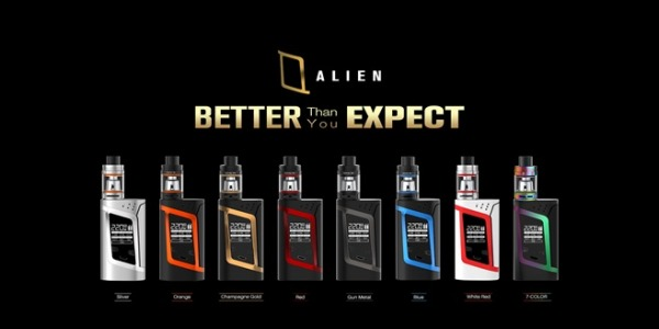 Alien by Smok